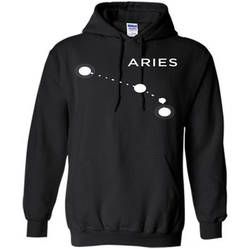 Aries Zodiac Constellation Sign T-Shirt