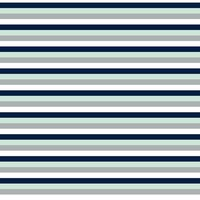 Stripes // Navy/Grey/Mint/White - Northern Lights Collection fabric - littlearrowdesign - Spoonflower