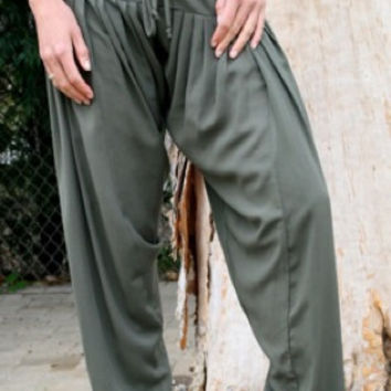O'Keefe Pant In Olive