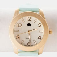 SYDNEY SILICONE WATCH