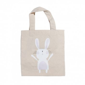 Easter bunny book bag - NEW - Gift Ideas - New for Spring