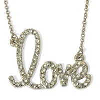 Total Girl® Love Necklace