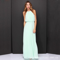 Fashion Prom Dress Ladies Sexy Sleeveless Backless Maxi Dress Formal Evening Party Date Cocktail Ball Gown Dress Bridesmaid Dress = 5841916865