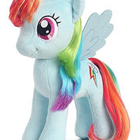 "Aurora World My Little Pony/Rainbow Dash Pony/13"" Plush"