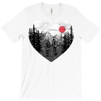 hike and love T-Shirt