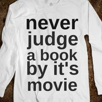 Never Judge