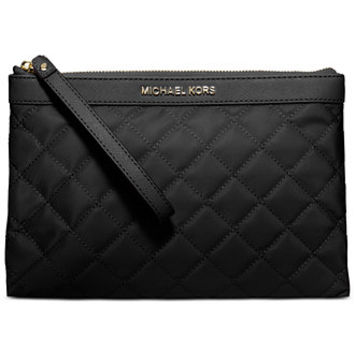 MICHAEL Michael Kors Nylon Tech Zip Clutch, a Macy's Exclusive Style