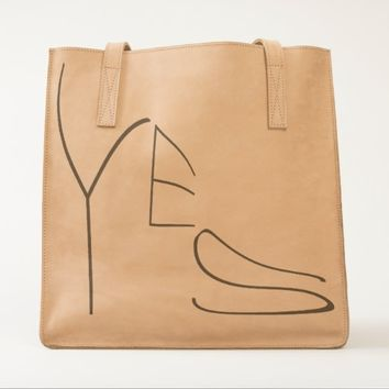 Yes - High Heel UBUNTU Collection Tote