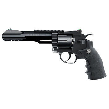 Smith & Wesson 327 TRR8 Blk .177