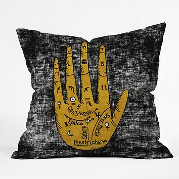 Holli Zollinger The Alchemist Outdoor Throw Pillow