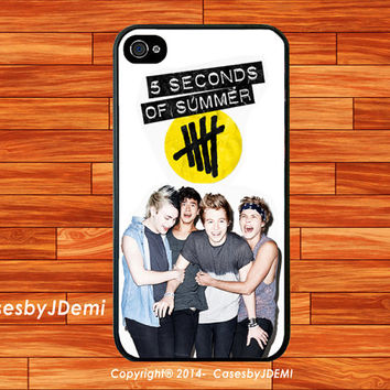 5 Seconds of Summer, iPhone 4 /4S Case, Samsung Galaxy S3/S4 Case, iPhone 5 /5c Case, Galaxy Note2, Galaxy Note 3 case, Galaxy S4/S3 mini