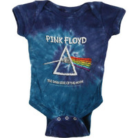 Pink Floyd Dark Side Chalk Bodysuit - Children - Rockabilia