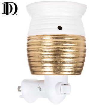 Gold & White Plug-In Fragrance Warmer | Hobby Lobby | 1136175