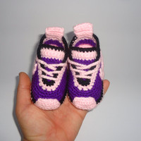 Baby shoes, Knitting, Newborn Baby, Blue Slippers, Girls, Nike Tennis Shoes, Baby Gift,toddlers Babies