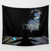 I Follow Rivers Wall Tapestry by J.Lauren