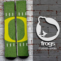 Oregon Elite Socks, Custom socks, Personalized socks