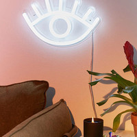 Eye Neon Sign | Urban Outfitters