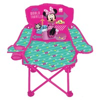 Disney Mickey Mouse & Friends Minnie Mouse Fold 'n Go Chair by Kids Only