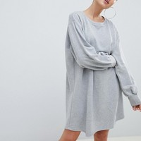 PrettyLittleThing Oversized Sweater Dress at asos.com