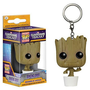 Guardians of the Galaxy Grout Funko POP! Keychain