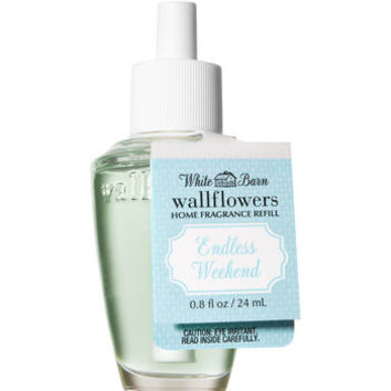 Endless Weekend Wallflowers Fragrance Refill | Bath And Body Works