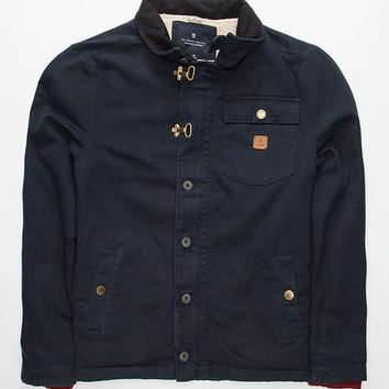 Roark Axeman Mens Jacket Navy  In Sizes