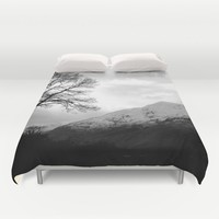 Lost Duvet Cover by Haroulita | Society6
