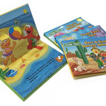Sesame Street Pop Up Books
