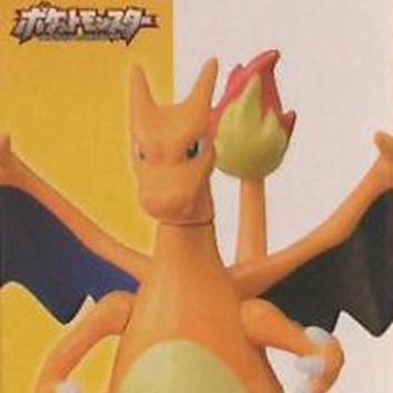 "Takara Tomy Pokemon Metal FIgure Collection Metacolle Charizard 2"" USA Authentic"