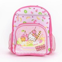 Hello Kitty Mini Backpack: Ice Cream Sundae