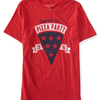 Pizza Party Graphic T