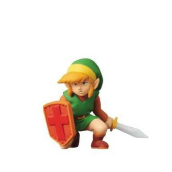 Medicom Nintendo Ultra Detail Figure Series 1: The Legend of Zelda Link UDF Action Figure