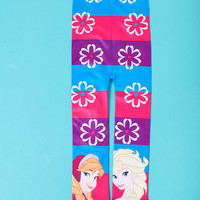 Girls' Favorite Character Footless Tights-Frozen
