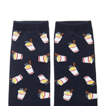 Cup of Noodles Ankle Socks