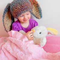 Baby Easter Bunny Hat