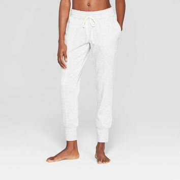 Women's Cozy Jogger Pajama Pants - Xhilaration™