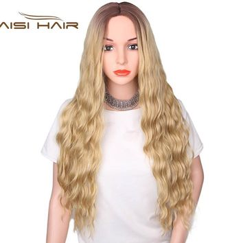 Wavy Synthetic LuXe Wig