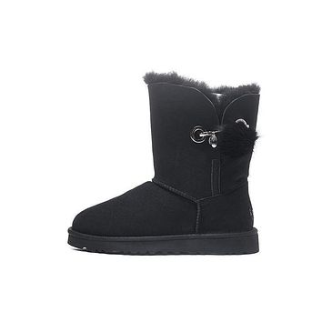 Best Deal Online UGG Limited Edition Black Classics Boots IRINA Women Shoes 1017502