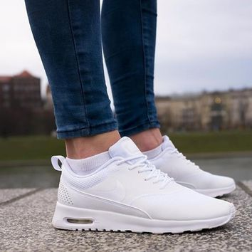 Nike Air Max Thea White Casual Sports Shoes 5202946d76ac