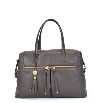 Olivia Womens Tech Bag Graphite