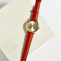 Zodiac Dial Watch- Gold One