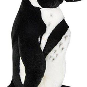 "Wildlife Tree 12"" Stuffed Black-footed Penguin Plush Floppy Animal Heirloom Collection"