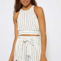 Wicked Games Shorts - Stripe