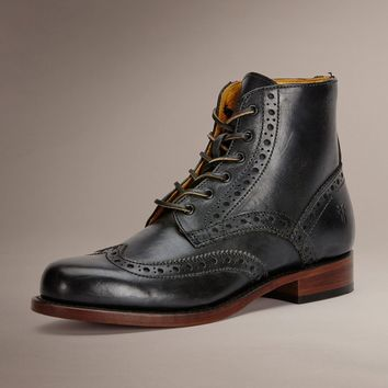 Arkansas Wingtip Boot by TheFryeCompany,