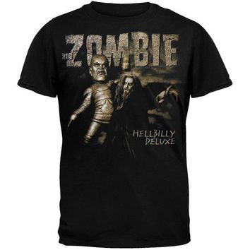 DCCKIS3 Rob Zombie - Robot Throne - T-Shirt