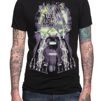 Asking Alexandria Voltage Slim-Fit T-Shirt | Hot Topic