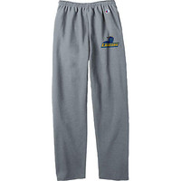 Worcester State University Open Bottom Sweatpants | Worcester State University