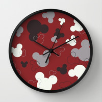 MICKEY MOUSE Wall Clock by Acus