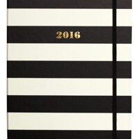 Kate Spade New York Large 17 Month Agenda- Stripes