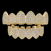 Iced Out Standard Grillz